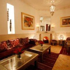 Отель Riad Assakina Марокко, Марракеш - отзывы, цены и фото номеров - забронировать отель Riad Assakina онлайн интерьер отеля фото 3