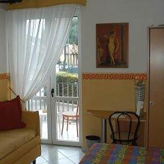 Отель Calypso Италия, Помпеи - отзывы, цены и фото номеров - забронировать отель Calypso онлайн комната для гостей фото 4