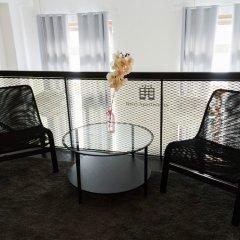 Апартаменты Ricci Apartments балкон