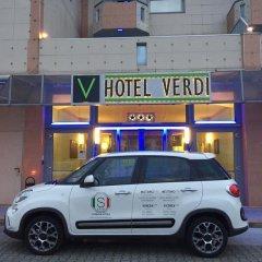 Отель Verdi Италия, Виченца - 1 отзыв об отеле, цены и фото номеров - забронировать отель Verdi онлайн городской автобус