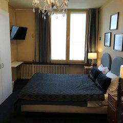 Отель Cavalier Бельгия, Брюгге - отзывы, цены и фото номеров - забронировать отель Cavalier онлайн комната для гостей фото 5