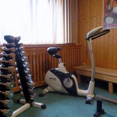 Отель Elbotel фитнесс-зал