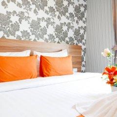 Отель Pakdee Bed And Breakfast Бангкок комната для гостей