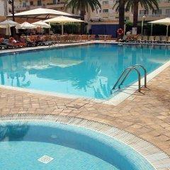 Hipotels Hotel Don Juan бассейн