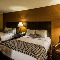Отель Crowne Plaza Hotel-Newark Airport США, Элизабет - отзывы, цены и фото номеров - забронировать отель Crowne Plaza Hotel-Newark Airport онлайн комната для гостей фото 5