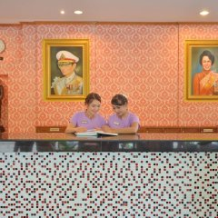 Отель Tri Trang Beach Resort by Diva Management интерьер отеля фото 5
