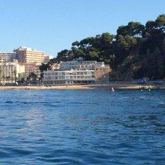 Отель Rosamar Maxim - Adults Only Испания, Льорет-де-Мар - 1 отзыв об отеле, цены и фото номеров - забронировать отель Rosamar Maxim - Adults Only онлайн приотельная территория
