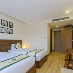 Ally Beach Boutique Hotel Hoian комната для гостей фото 2