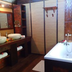 Отель Fare Pea Iti ванная
