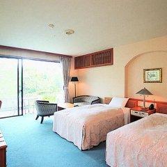 The Hotel Fujiyama Яманакако комната для гостей фото 3