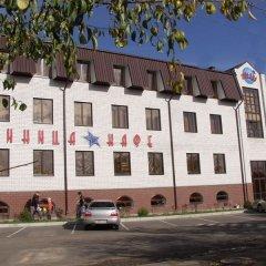 Гостиница Звезда парковка