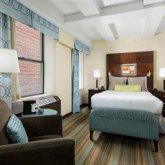 Hotel Mela Times Square комната для гостей