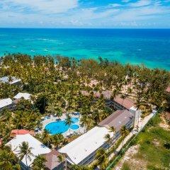 Отель Vista Sol Punta Cana Beach Resort & Spa - All Inclusive Доминикана, Пунта Кана - 1 отзыв об отеле, цены и фото номеров - забронировать отель Vista Sol Punta Cana Beach Resort & Spa - All Inclusive онлайн пляж фото 2
