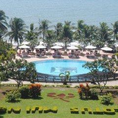 Отель Lotus Muine Resort & Spa Вьетнам, Фантхьет - отзывы, цены и фото номеров - забронировать отель Lotus Muine Resort & Spa онлайн бассейн фото 3