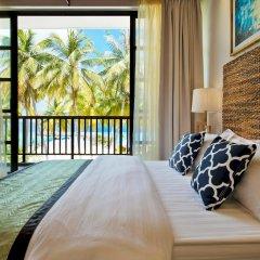 Отель Crystal Sands Beach Hotel Мальдивы, Маафуши - отзывы, цены и фото номеров - забронировать отель Crystal Sands Beach Hotel онлайн комната для гостей фото 5