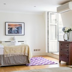 Отель Luxury 5-bedroom Villa With Parking and AC Великобритания, Лондон - отзывы, цены и фото номеров - забронировать отель Luxury 5-bedroom Villa With Parking and AC онлайн удобства в номере фото 2