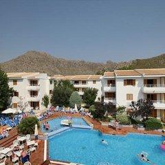 Отель Aparthotel Flora Испания, Полленса - 1 отзыв об отеле, цены и фото номеров - забронировать отель Aparthotel Flora онлайн фото 6