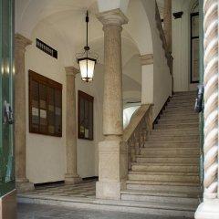 Отель La Piazzetta Rooms Генуя интерьер отеля