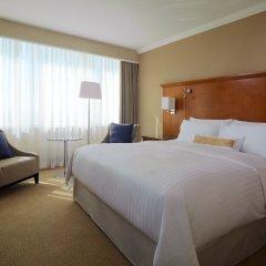 Warsaw Marriott Hotel Варшава комната для гостей фото 3