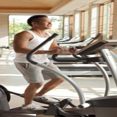 Отель Resorts World Sentosa - Beach Villas фитнесс-зал фото 2