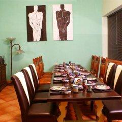 Casa Alebrijes Gay Hotel Гвадалахара питание