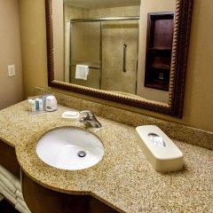 Отель Hampton Inn & Suites Staten Island США, Нью-Йорк - отзывы, цены и фото номеров - забронировать отель Hampton Inn & Suites Staten Island онлайн ванная фото 2