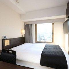 APA Hotel Shinbashi Onarimon комната для гостей
