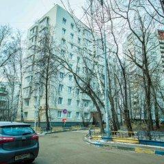 Апартаменты Funny Dolphins Apartments VDNKH парковка