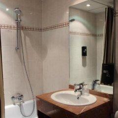 Отель Floris Grand Place Брюссель ванная
