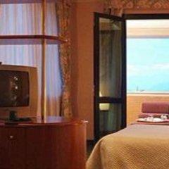 Отель Hostellerie Du Cheval Blanc Аоста комната для гостей