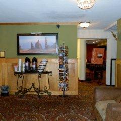 Отель Comfort Inn Farmington интерьер отеля