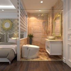Hanoi Cristina Hotel & Travel ванная фото 2