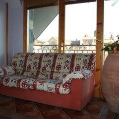 Отель El Churron Сабиньяниго балкон