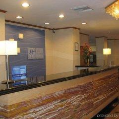Отель Holiday Inn Express VAN NUYS США, Лос-Анджелес - отзывы, цены и фото номеров - забронировать отель Holiday Inn Express VAN NUYS онлайн интерьер отеля
