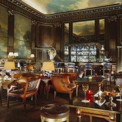 Отель Le Meurice Dorchester Collection Париж гостиничный бар фото 3