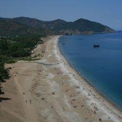 Отель Ugur Pansiyon Çirali пляж
