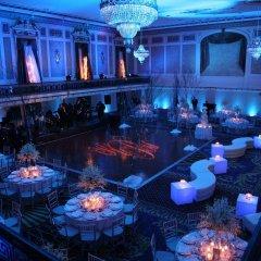 Отель The Roosevelt Hotel, New York City США, Нью-Йорк - 9 отзывов об отеле, цены и фото номеров - забронировать отель The Roosevelt Hotel, New York City онлайн развлечения