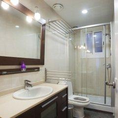Апартаменты Espai Barcelona Camp Nou Apartment ванная фото 2