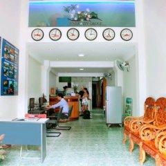 Thanh Thanh Hotel Нячанг интерьер отеля