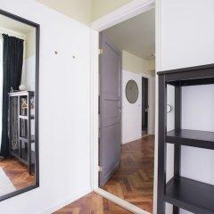 Апартаменты Boutique Apartments by Kgs Nytorv Копенгаген сейф в номере