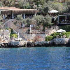Villa Mahal Турция, Патара - отзывы, цены и фото номеров - забронировать отель Villa Mahal - Adults Only онлайн приотельная территория