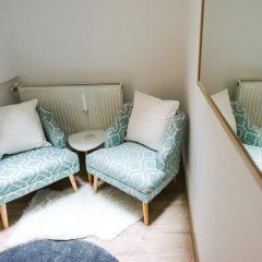 Апартаменты Dfive Apartments - Parlament Residence удобства в номере