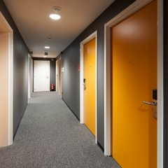 Отель easyHotel Brussels City Centre Бельгия, Брюссель - отзывы, цены и фото номеров - забронировать отель easyHotel Brussels City Centre онлайн интерьер отеля фото 2