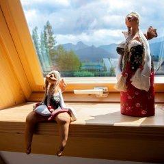 Отель InspiroApart Giewont Lux - Sauna i Basen Косцелиско бассейн фото 3