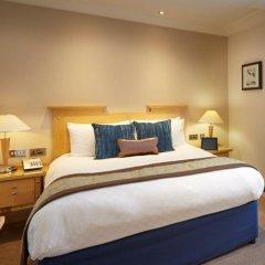Amba Hotel Charing Cross 4* Номер Делюкс фото 2