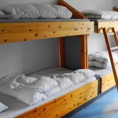 U3z Hostel Aalborg сейф в номере