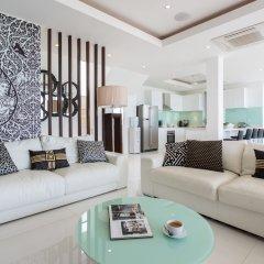 Отель Villa Patrick Pattaya интерьер отеля фото 3