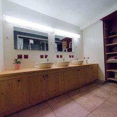 Отель Auberge du Mont-Blanc ванная