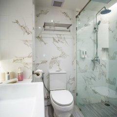 Отель TRANZ Бангкок ванная