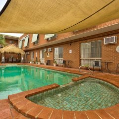 Отель Central Yarrawonga Motor Inn фото 3